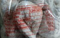 Higos secos - Nutrition facts - es