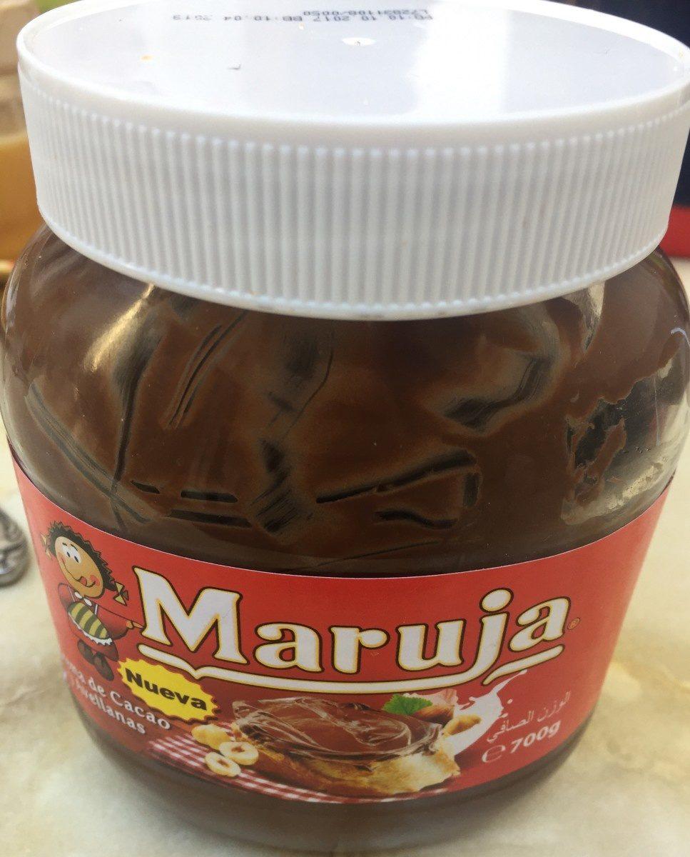 Crema de Cacao y Avellanas - Product - fr