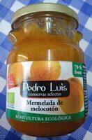 Mermelada de melocotón - Product - es