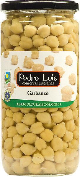 Garbanzos cocidos al natural ecológicos - Product - fr