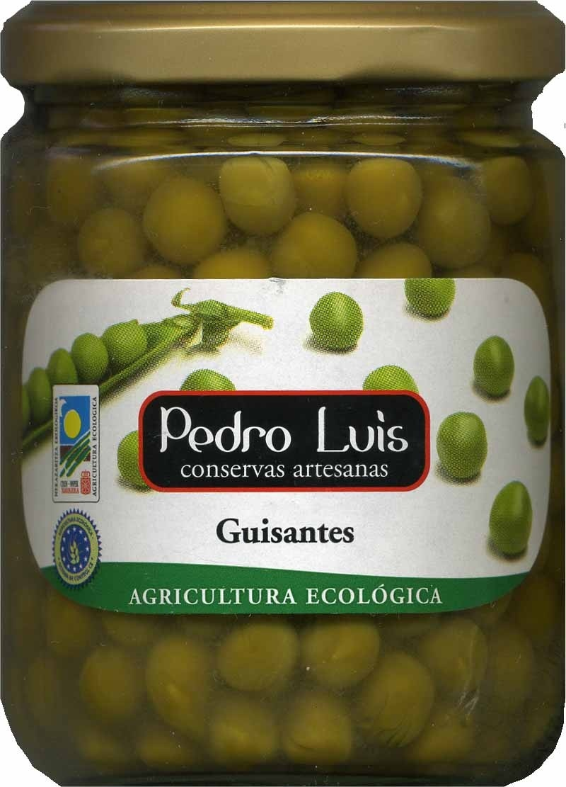 Guisantes - Producto