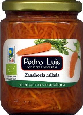 Zanahoria en tiras - Producto - es