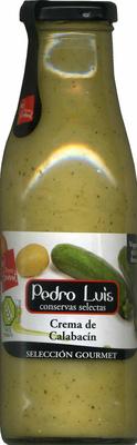 Crema de calabacín - Producte - es