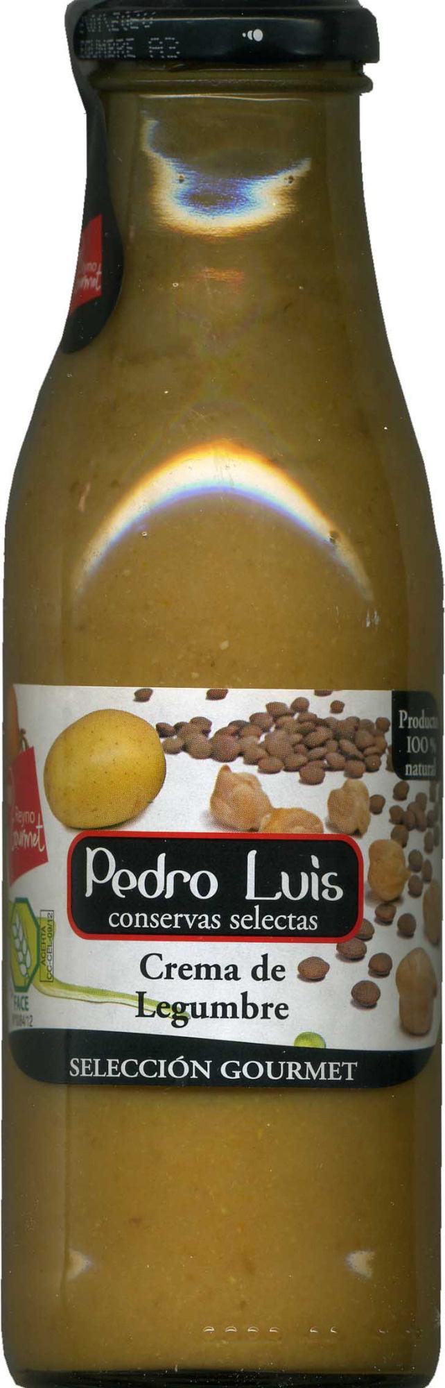 Crema de legumbres Selección gourmet - Producto - es