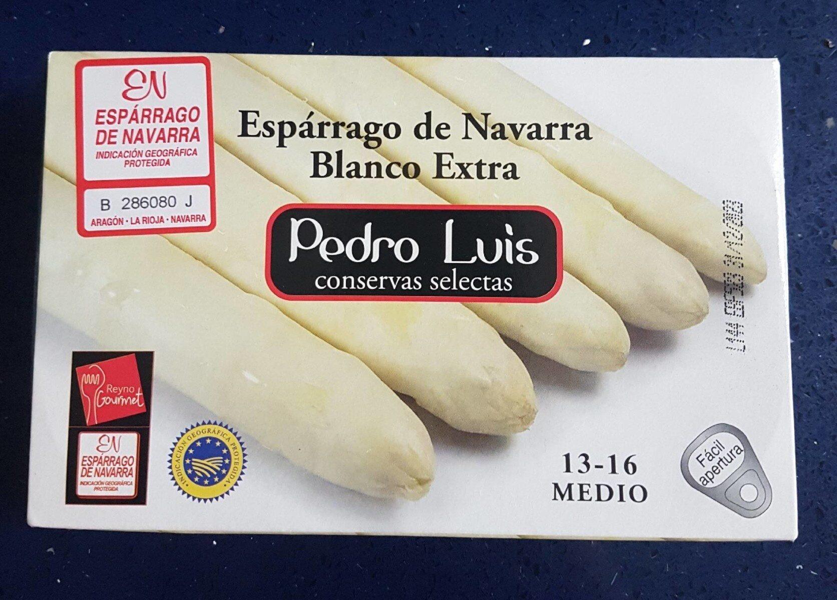 Espárrago de Navarra Blanco Extra - Producte