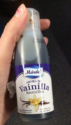 Aroma de vainilla - Produit