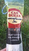 Fuet Extra - Producto