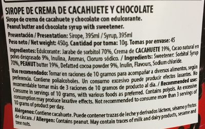 Max protein - Ingrediënten