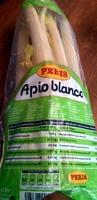 Apio blanco - Produit - fr