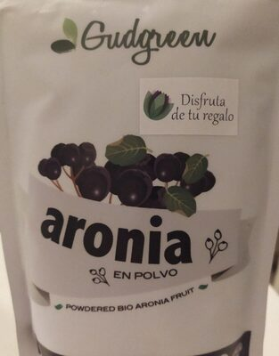 Aronia en polvo - Producto