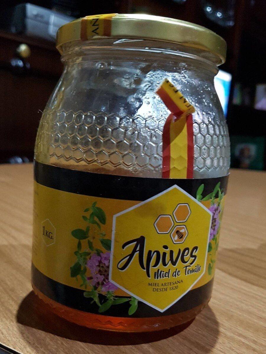 Miel de tomillo - Producto - es