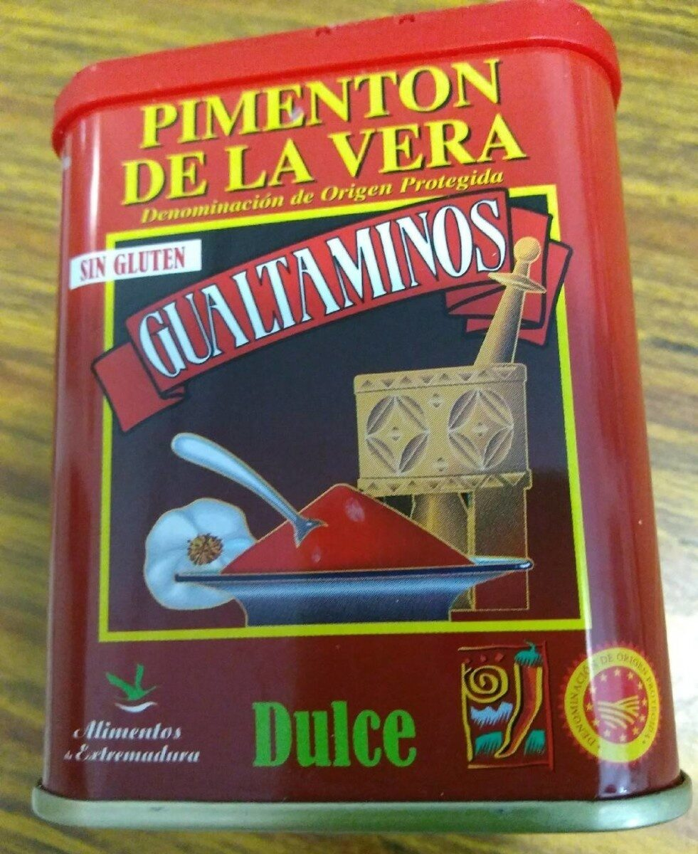 Pimentón de la Vera - Product