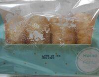 Berlina Glasé (Donut Azúcar) - Producte - es