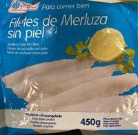 Filetea de merluza sin piel - Product - es