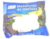 Medallones de merluza - Producto