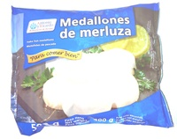 Medallones de merluza - Produit