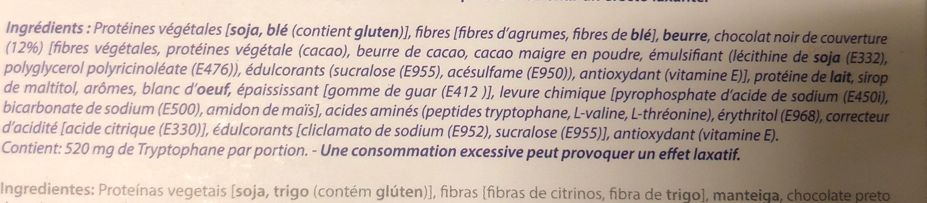Biscuit noisettes - Ingrediënten - fr