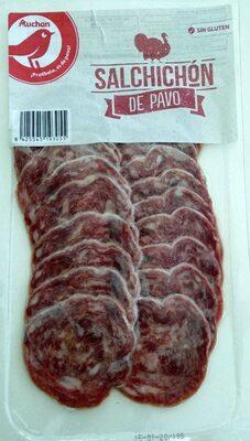 Salchichón de pavo - Produit - es