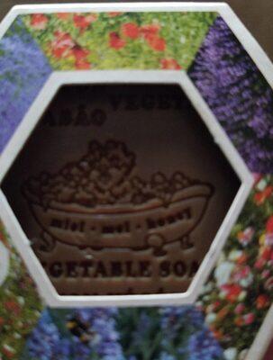 Jabón vegetal miel - Product