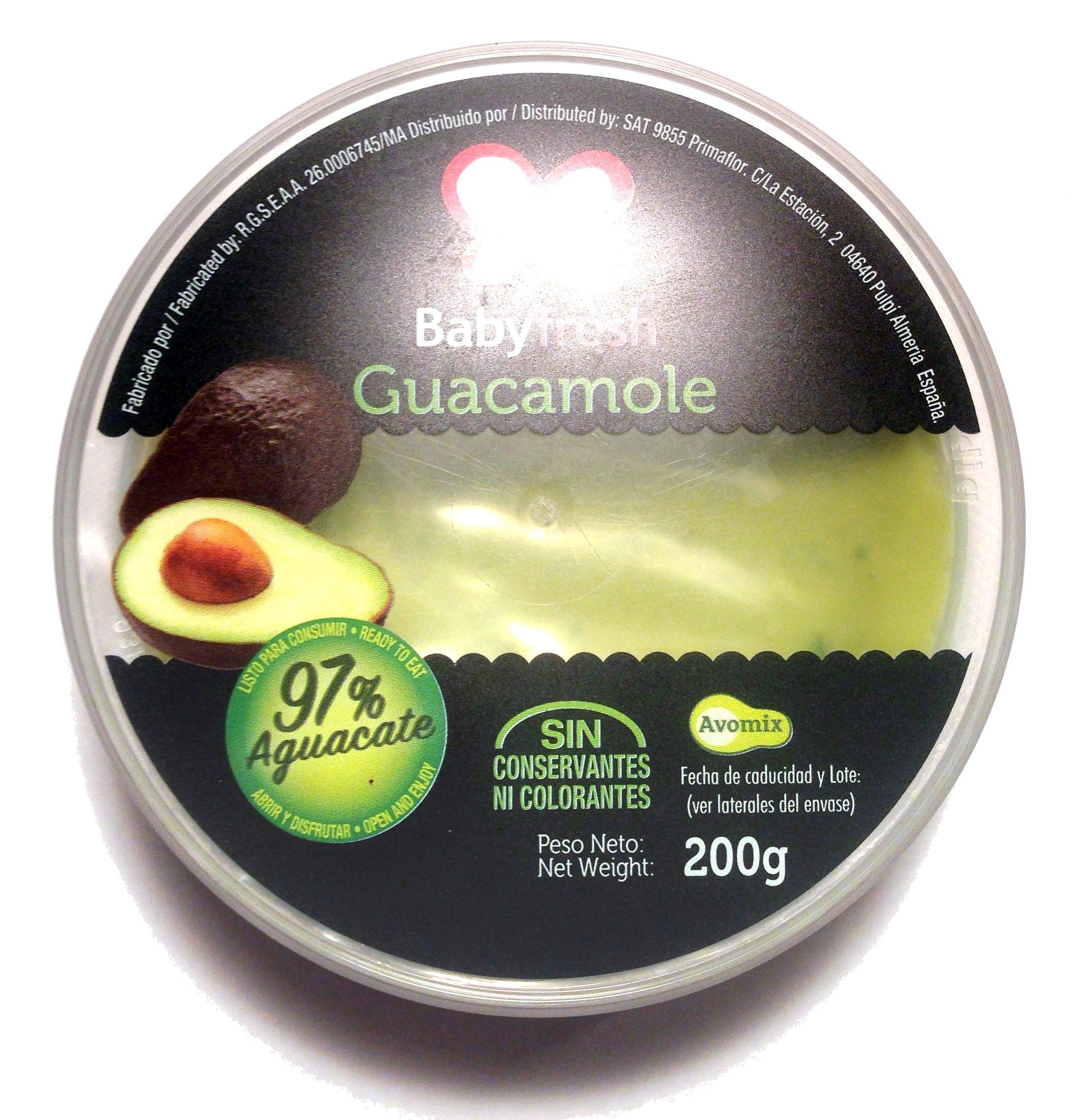 Guacamole - Producto - es
