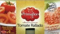 """Tomate natural rallado """"Primaflor"""" - Product - es"""