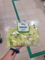 Romana lavada - Ingredienti - es