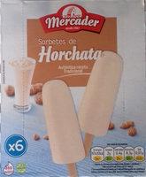 Sorbetes de Horchata - Producte