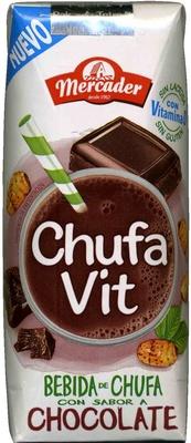 Bebida de chufa con sabor a chocolate - Producto