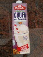 Bebida de chufa sin lactosa - Produit - es