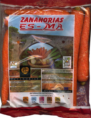 Zanahorias - Product