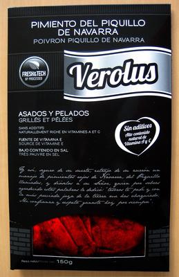 Pimiento del piquillo de Navarra - Producto - es