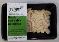 TAPPERS - Radiatori Boloñesa - Product