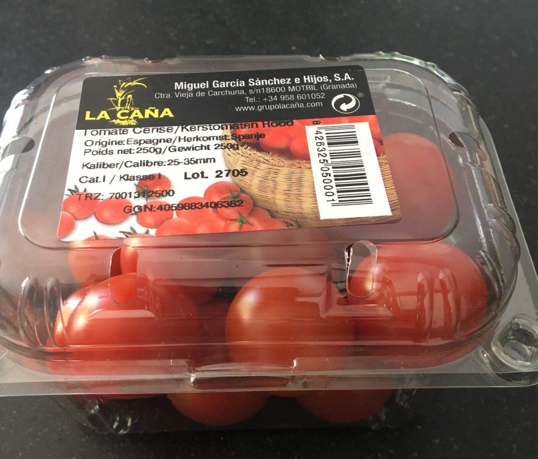 Tomates Cerises 250g - Producto - es