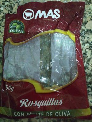 Rosquillas con aceite de oliva