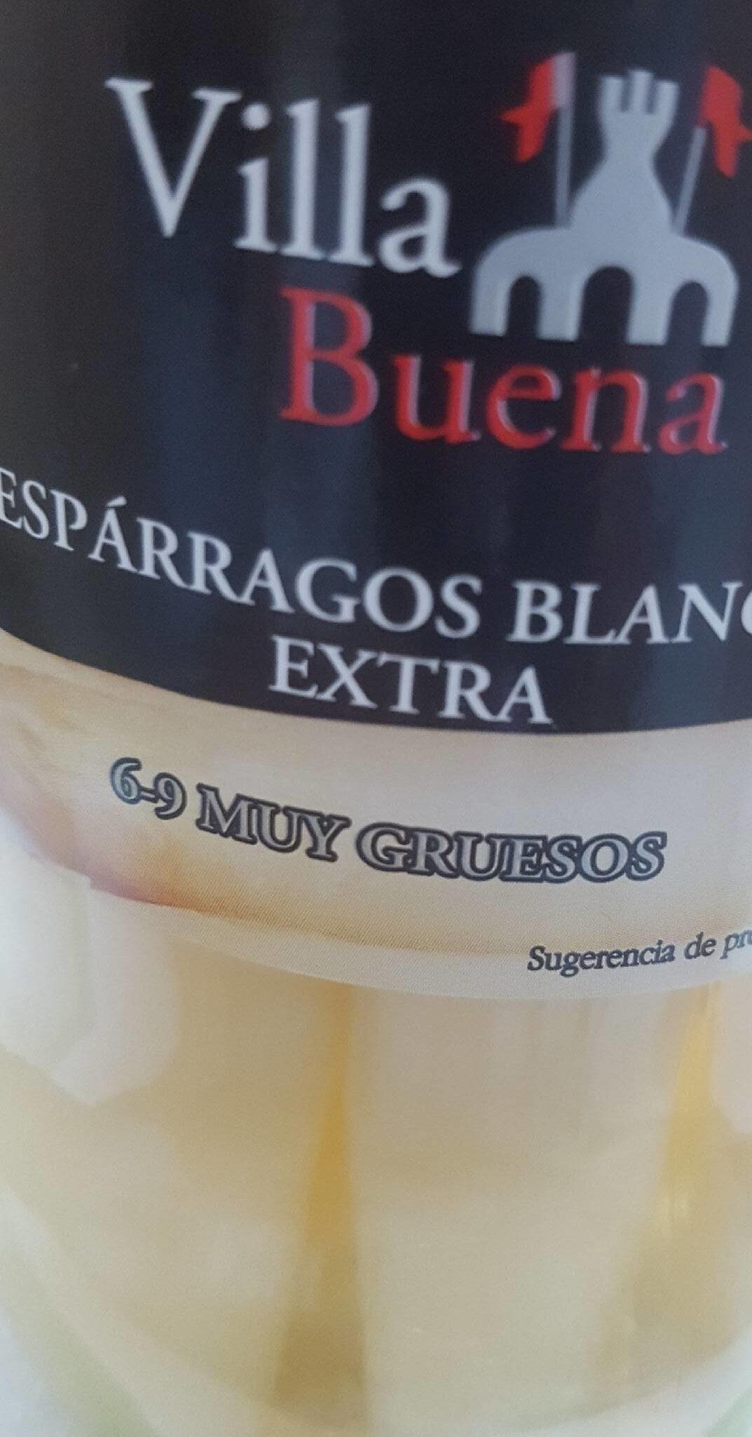 Espárragos blancos extra - Product