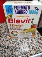 Blevit plus 8 cereales con miel - Product