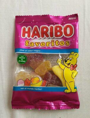 Haribo Favoritos