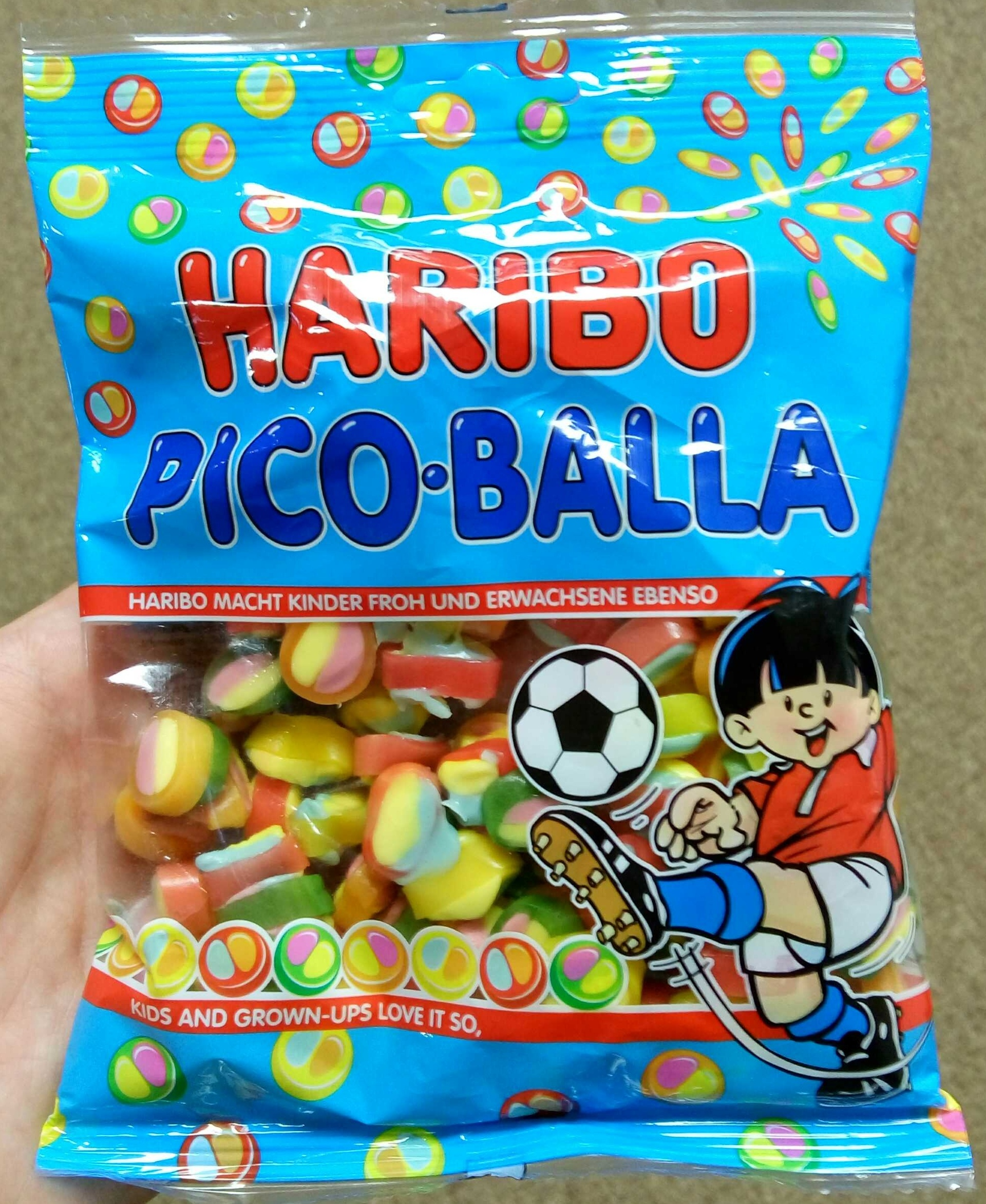Pico-Balla - Product