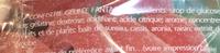 Haribo aardei ringen - Ingrediënten - fr