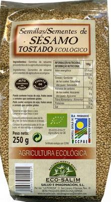 Semillas sésamo tostado ecológico - Producte - es
