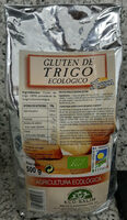 Gluten de trigo ecológico - Producto