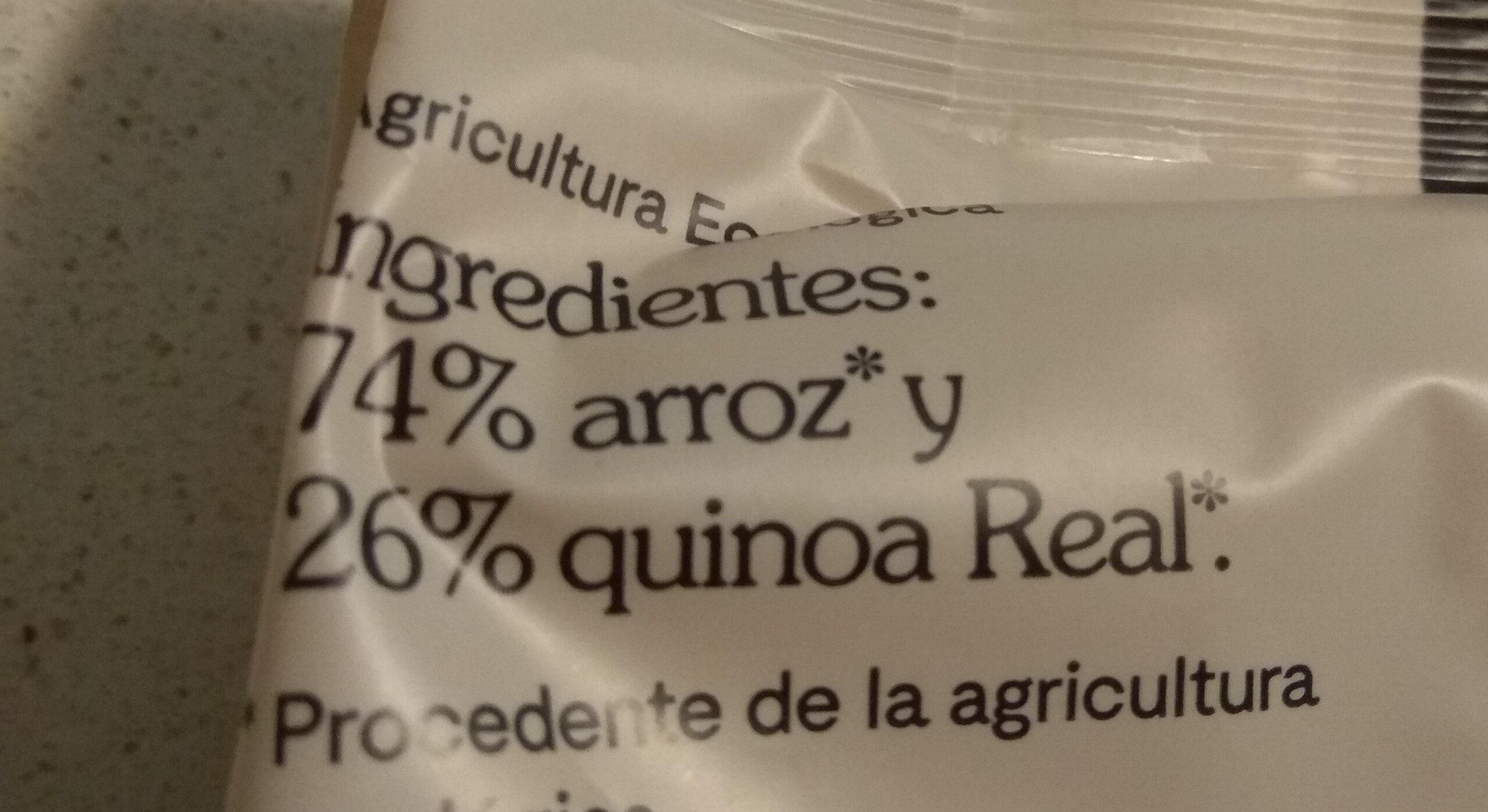 Pasta andina sin gluten - Ingrédients - es