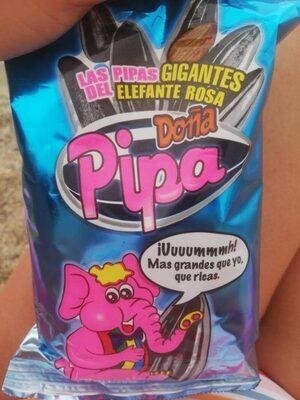 Pipas Doña Pipa Elefante Rosa - Producto - es