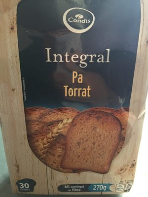 Pa Torrat Condis Integral - Product