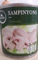 Xampinyons laminats - Product - es