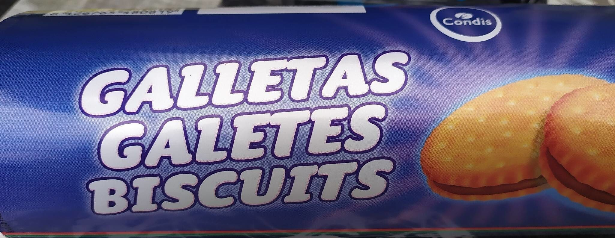 Galetes Condis A / Xocolata - Product - es