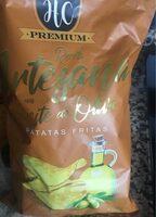 Patatas fritas con aceite de oliva - Product - es