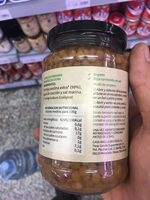 Lentejas Pardinas - Nutrition facts