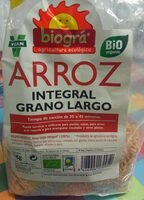 Arroz integral grano largo - Product
