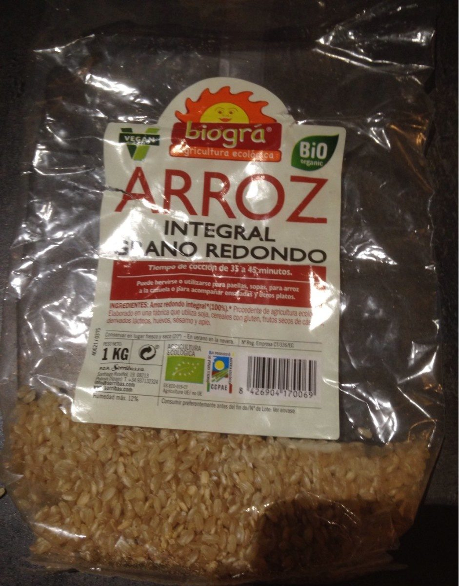 Arroz - Produit - fr